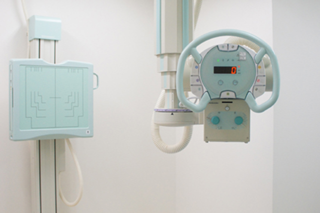 X線診断用装置(透視機能付)